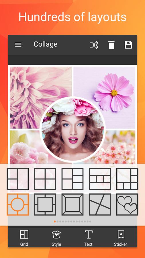 Приложение collage на андроид
