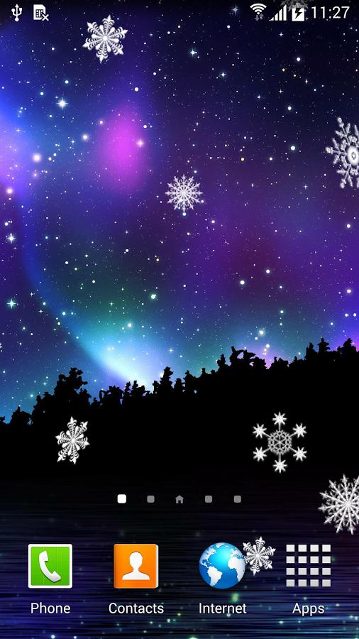 Зима живые обои для андроид скачать бесплатно без регистрации